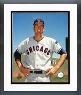 Chicago Cubs Lindy McDaniel Posed Framed Photo