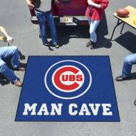 Chicago Cubs Man Cave Tailgate Mat