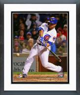 Chicago Cubs Miguel Montero Action Framed Photo