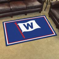 Chicago Cubs MLB 4' x 6' Area Rug