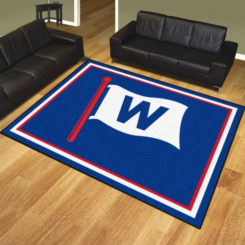 Chicago Cubs MLB 8' x 10' Area Rug