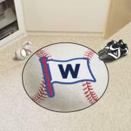Chicago Cubs MLB Baseball Rug