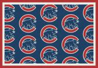 Chicago Cubs MLB Repeat Area Rug