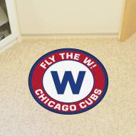Chicago Cubs MLB Rounded Mat