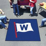 Chicago Cubs MLB Tailgate Mat