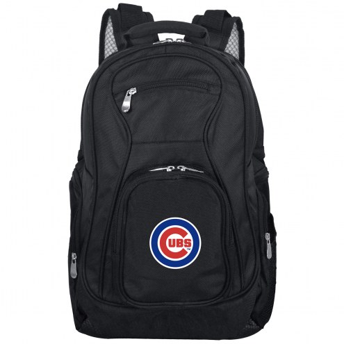 Chicago Cubs Laptop Travel Backpack