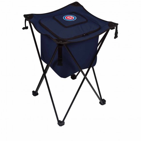 Chicago Cubs Navy Sidekick Portable Cooler