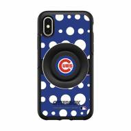 Chicago Cubs OtterBox Symmetry Polka Dot PopSocket iPhone Case