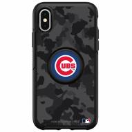 Chicago Cubs OtterBox Urban Camo Symmetry PopSocket iPhone Case