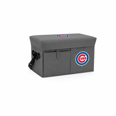 Chicago Cubs Ottoman Cooler & Seat