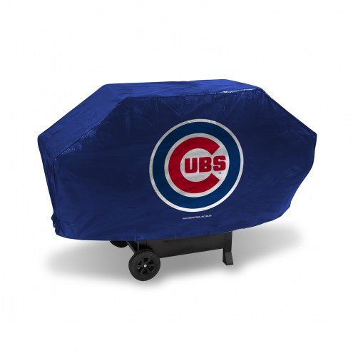 Chicago Cubs Padded Grill Cover