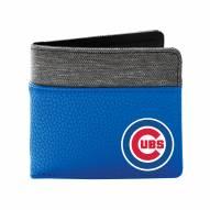 Chicago Cubs Pebble Bi-Fold Wallet