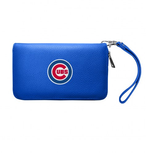 Chicago Cubs Pebble Organizer Wallet