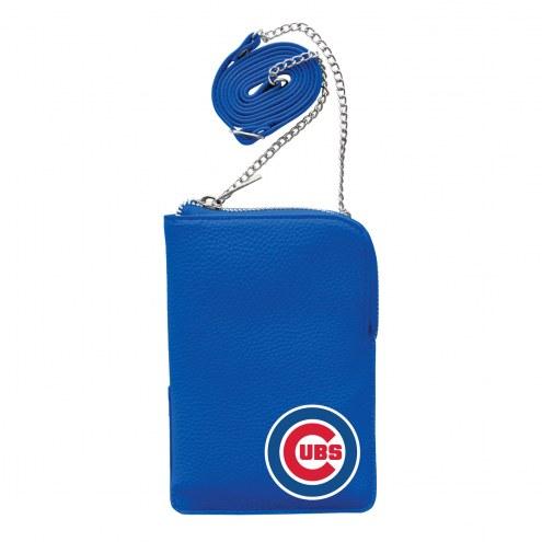 Chicago Cubs Pebble Smart Purse