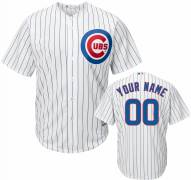 Chicago Cubs Personalized Replica Home Baseball Jersey