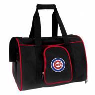 Chicago Cubs Premium Pet Carrier Bag