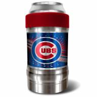 Chicago Cubs Red 12 oz. Locker Vacuum Insulated Can Holder