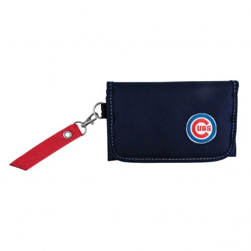 Chicago Cubs Ribbon Organizer Wallet