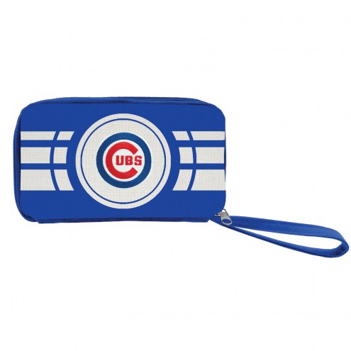 Chicago Cubs Ripple Zip Wallet