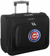 Chicago Cubs Rolling Laptop Overnighter Bag