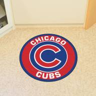 Chicago Cubs Rounded Mat