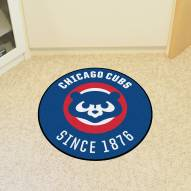 Chicago Cubs Roundel Mat