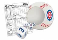 Chicago Cubs Shake N' Score Travel Dice Game