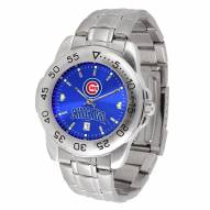 Chicago Cubs Sport Steel AnoChrome Men's Watch