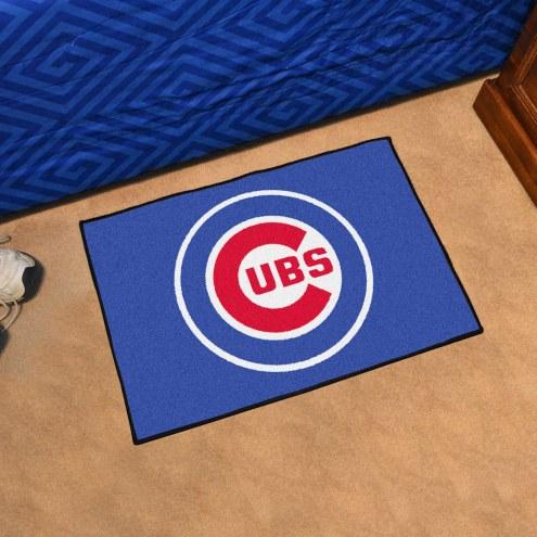 Chicago Cubs Starter Rug