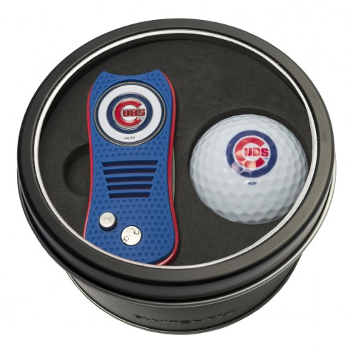 Chicago Cubs Switchfix Golf Divot Tool & Ball