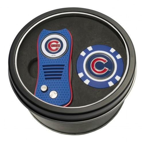 Chicago Cubs Switchfix Golf Divot Tool & Chip