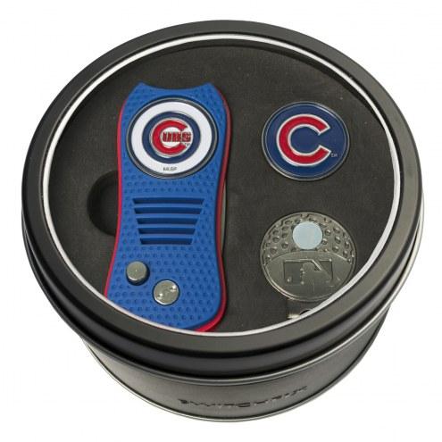 Chicago Cubs Switchfix Golf Divot Tool, Hat Clip, & Ball Marker