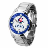 Chicago Cubs Titan Steel Men's Watch