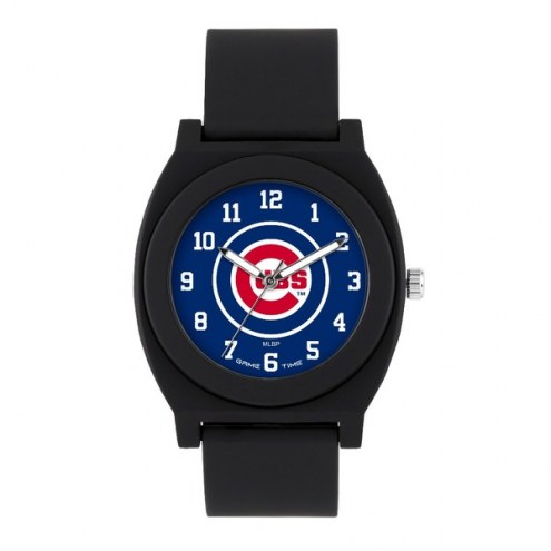 Chicago Cubs Unisex Fan Black Watch