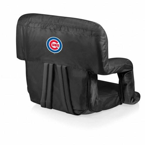 Chicago Cubs Ventura Portable Outdoor Recliner