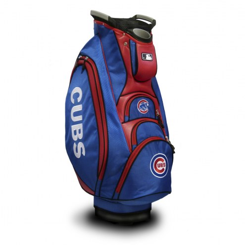 Chicago Cubs Victory Golf Cart Bag