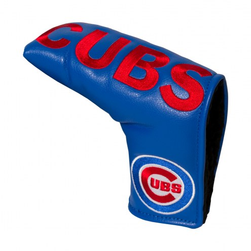 Chicago Cubs Vintage Golf Blade Putter Cover
