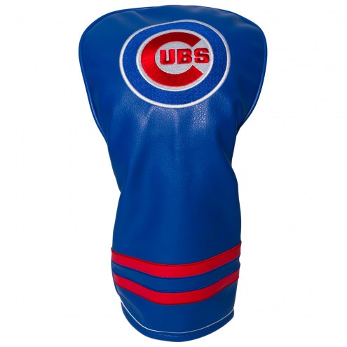 Chicago Cubs Vintage Golf Driver Headcover
