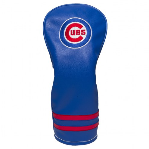 Chicago Cubs Vintage Golf Fairway Headcover