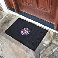 Chicago Cubs Vinyl Door Mat