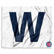 Chicago Cubs W Silk Touch Blanket