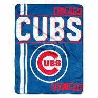 Chicago Cubs Walk Off Throw Blanket