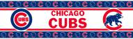 Chicago Cubs Wall Border
