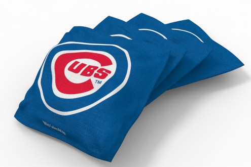 Chicago Cubs Cornhole Bags - Set of 4
