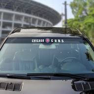 Chicago Cubs Windshield Decal