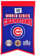 Chicago Cubs Champs Banner