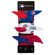 Chicago Cubs Wired Hair Tie