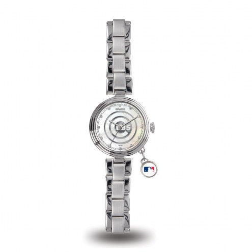 Chicago Cubs Women's Charm Watch