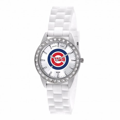 Chicago Cubs Women's Frost Watch