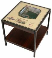 Chicago Cubs 25-Layer StadiumViews Lighted End Table
